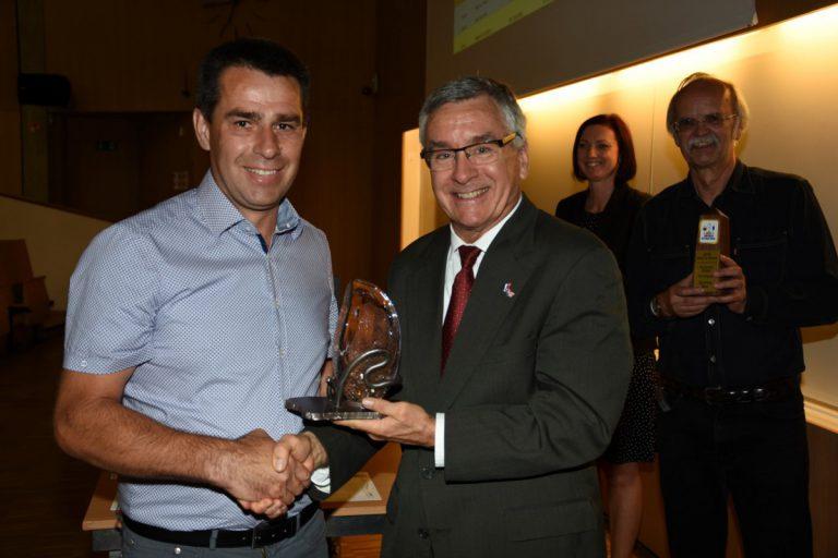 Penina Grganja je na tekmovanju v New Yorku prejela prestižno nagrado šampion.